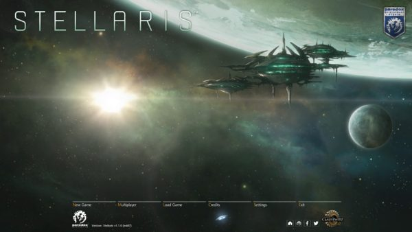 Stellaris Review Screenshot Wallpaper Title Screen