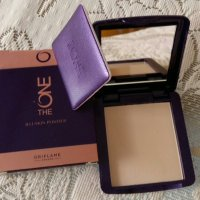 ORIFLAME THE ONE ILLUSKIN POWDER : REVIEW