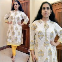 OOTD : It's All About Being Elegant In This Westside Kurti!