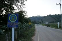 Highway 4044 Sign