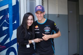 Aey and Alex Rins