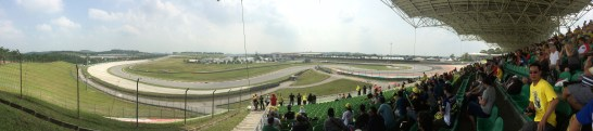 Turn 1,2 and 3