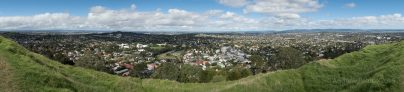 Mt Eden - view south