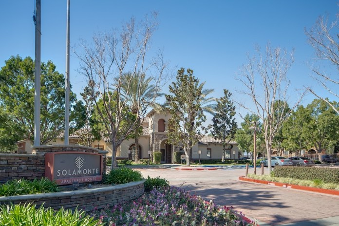 ASB Real Estate Investments, Western National Group, Inland Empire, Rancho Cucamonga, Mesirow Institutional Real Estate Direct Investments, Solamonte Apartment Homes
