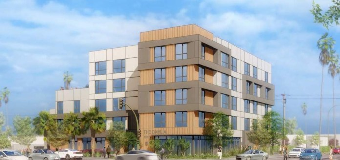 Dahlia Apartments, Affirmed Housing, Homeless Health Care Los Angeles, Los Angeles, Los Angeles City Council, Athens, Willowbrook, Rosewood, Rancho Dominguez
