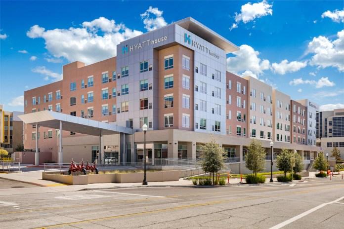 CBRE, Los Angeles, Hyatt House Los Angeles University Medical Center, University of Southern California Health Sciences Campus, Westbrook Partners, The Mayer Corporation