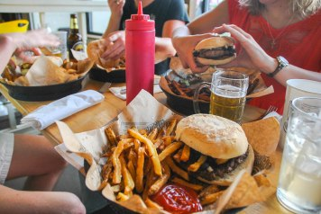 The-pharmacy-mission-city-burger-french-fries-where-to-eat-in-nashville-best-burger