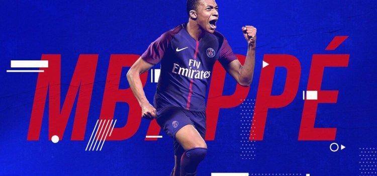Monaco's Mbappe follows Neymar to PSG