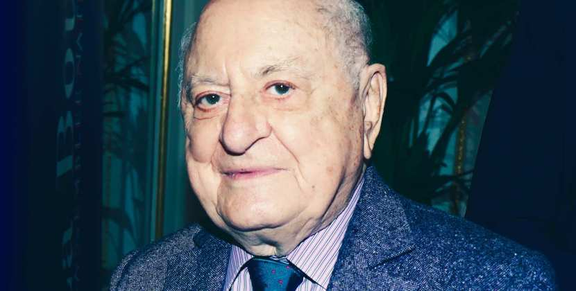 ​Fashion icon, Saint Laurent's partner, Pierre Bergé dies at 86