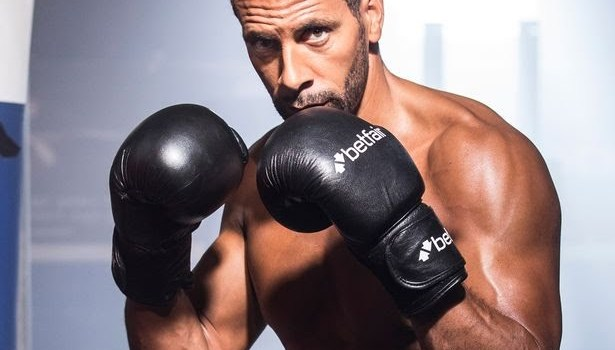 After Football, Rio Ferdinand to pursue boxing career