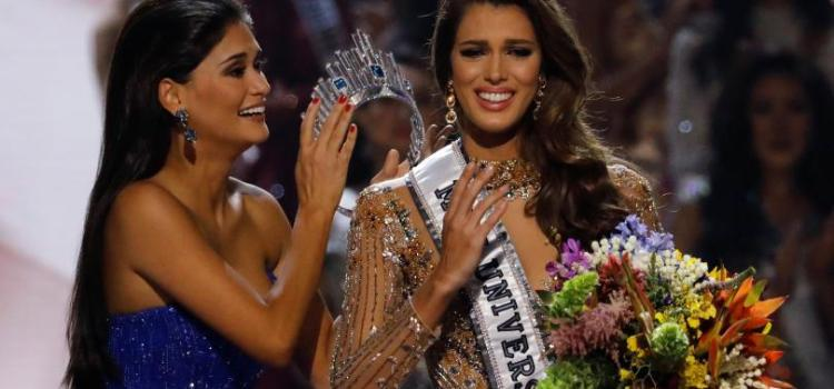 South Africa's Nel-Peters emerges Miss Universe 2017
