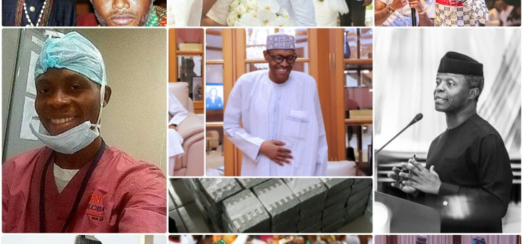 ​Buhari's sickness, Ikoyi whistleblower, #BAAD2017…other remarkable events that shape 2017