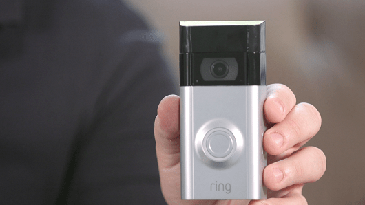 ​Amazon buys smart doorbell maker, Ring for $1 billion
