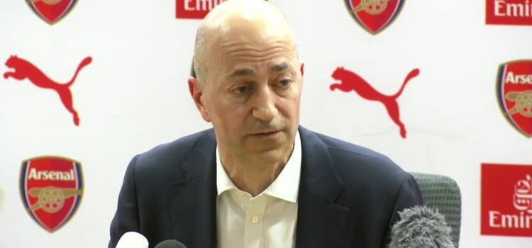 Gazidis: Arsenal must be bold in Wenger replacement search