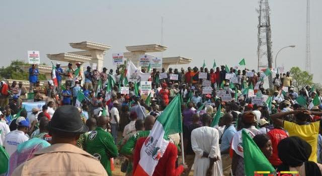 Just In: NLC calls off strike over minimum wage
