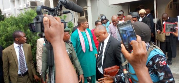 Just In: Ex gov, Fayose granted bail