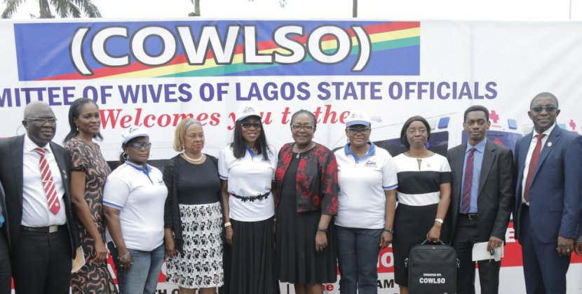 Bolanle Ambode restates commitment to achieve zero infant mortality