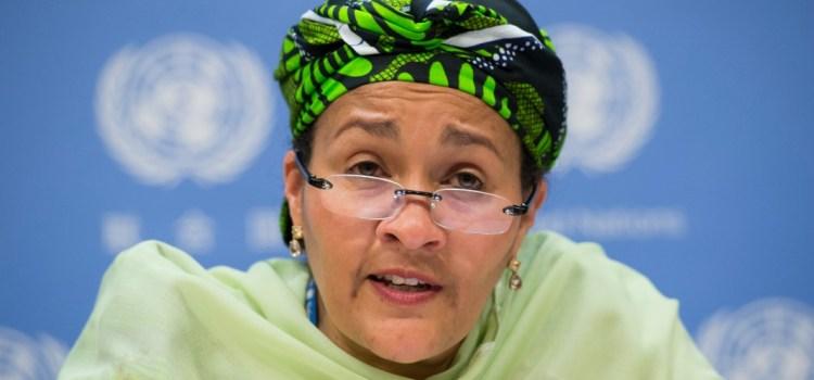 Amina Mohammed, Tinubu other Nigerians make BBC '100 Women' list