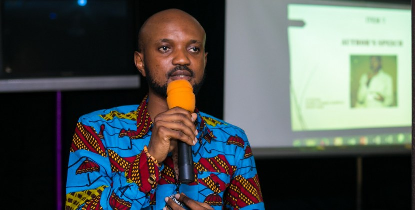 The Gods of My Parents: Dimeji Sodeke launches first book