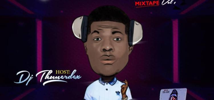 [Mixtape] DJ Thunerdex – SUPERSELECTA Mixtape Vol. 1