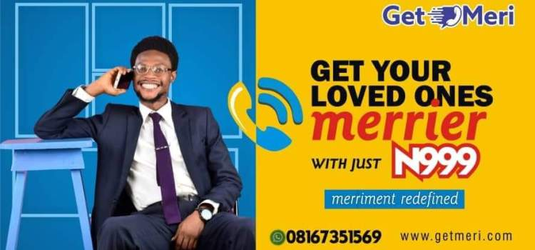 Introducing Getmeri, The Ultimate Way To Appreciate Great People In Our Lives