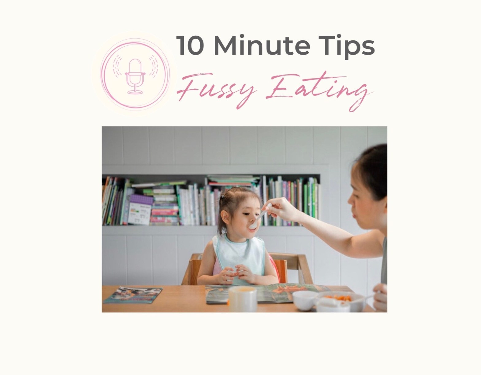 Fussy eating | Picky eaters | food anxiety in kids | fussy eater