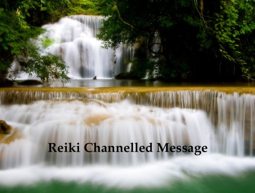 Reiki Channelled Message
