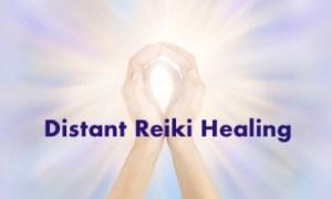 Distant Reiki Healing