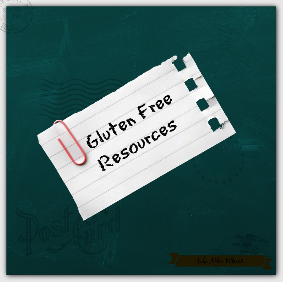 Gluten Free tips, coupons, product lists, and info.