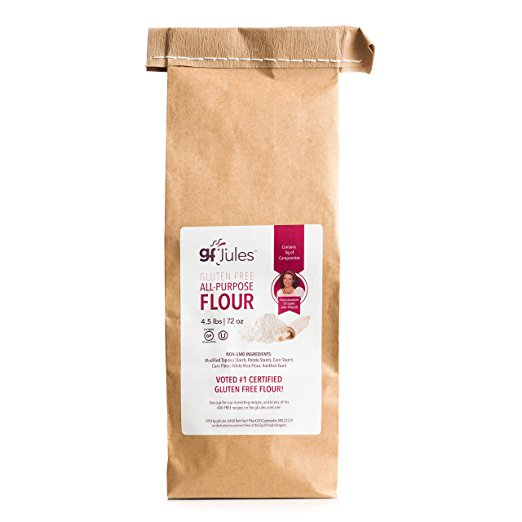 gf Jules is a high quality gluten free flour perfect for breads, sauces, gravies, and more!