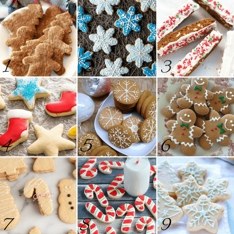 the best gluten free christmas cookie recipes are here from sugar cookie cut outs