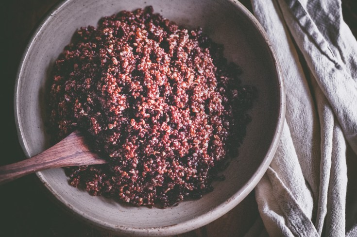 How to cook quinoa in your instant pot