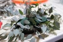 Eucalyptus Base for Arrangement
