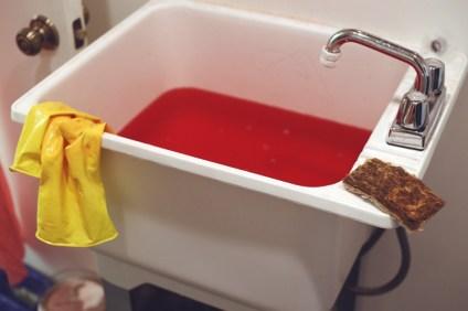 Dip Dye Bath