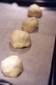 Bagel Bombs in Progress