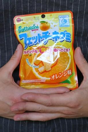 Fettucine Gummy