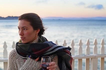 Wine at Dusk