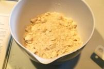 Mixing Dough Ingredients