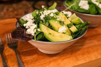 Burrito Bowl with Cilantro Lime Vinaigrette