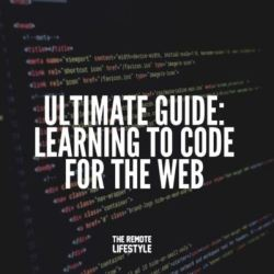 Ultimate Guide to Learning to Code for the Web | Featured Image