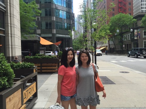 Mom and Sister Visit Chicago - The Remote Update July 2016