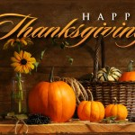 Happy Thanksgiving with a Grateful Heart Always