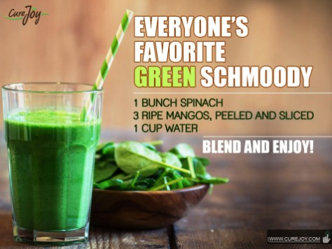 Everyone's Favourite Green Schmoody