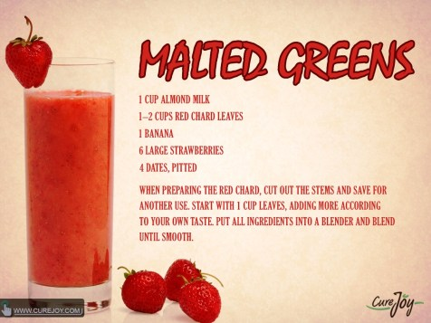 Malted-Greens