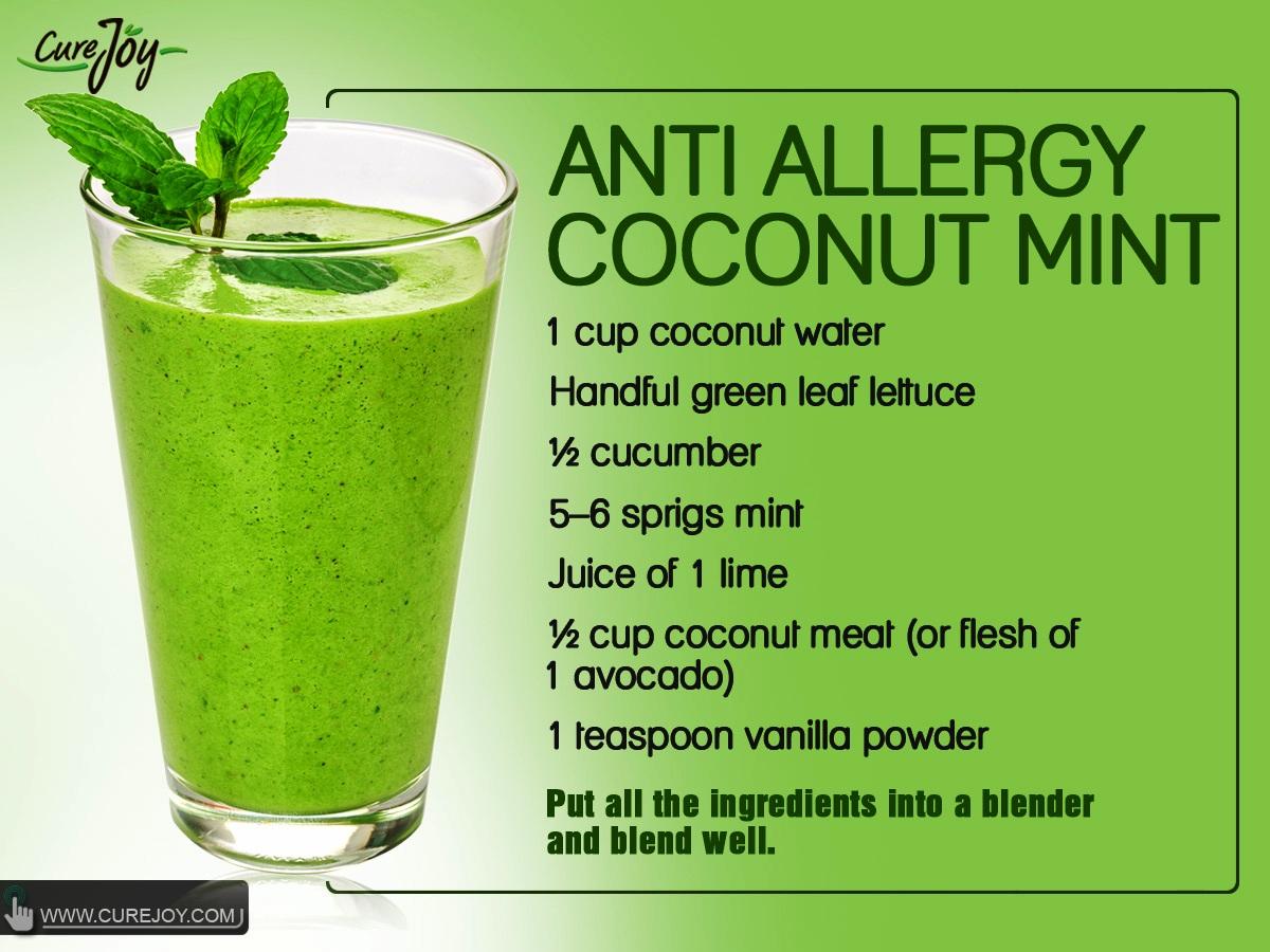 Anti-Allergy Coconut-Mint