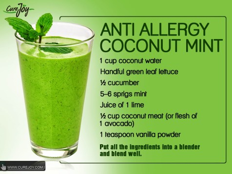 Anti-Allergy Coconut-Mint