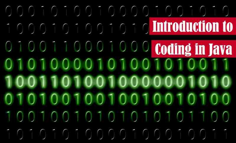 Introduction to Coding in Java