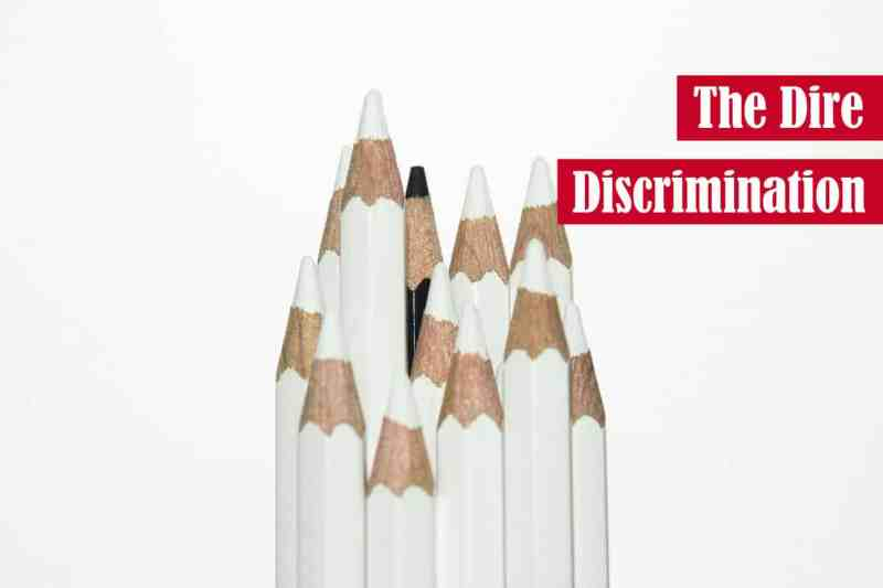 The Dire Discrimination Featured Image