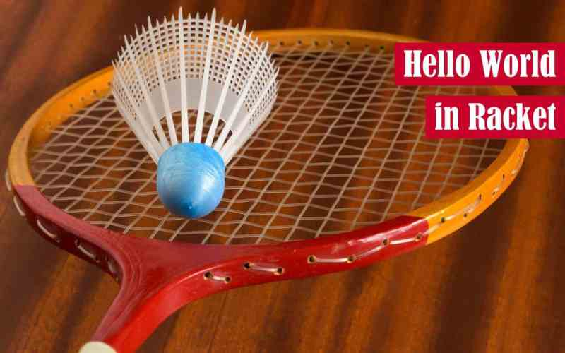 Hello World in Racket Featured Image