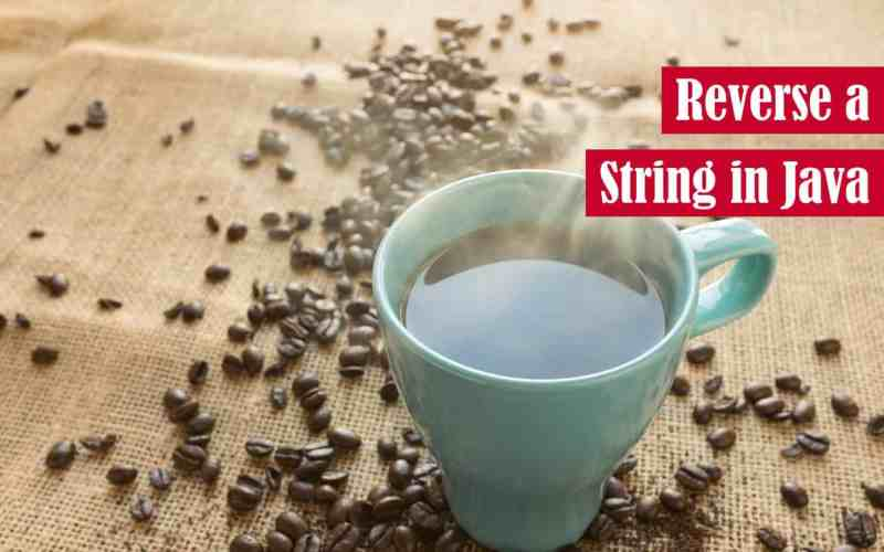 Reverse a String in Java Featured Image